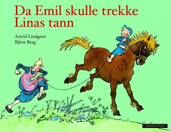 """""""Da Emil skulle trekke Linas tann"""" av Astrid Lindgren"""
