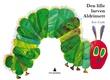 """""""Den lille larven Aldrimett"""" av Eric Carle"""