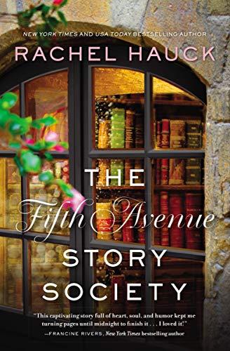 """The Fifth Avenue Story Society"" av Rachel Hauck"