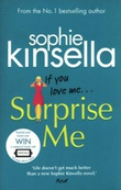 """Surprise me"" av Sophie Kinsella"