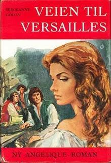 """""""Veien til Versailles"""" av Sergeanne Golon"""