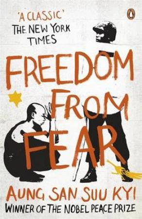 """""""Freedom from fear - and other writings"""" av San Suu Kyi Aung"""