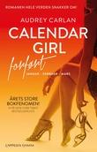 """""""Calendar girl - forført"""" av Audrey Carlan"""