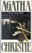 """""""Mann i brun dress"""" av Agatha Christie"""