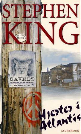 """""""Hjerter i Atlantis"""" av Stephen King"""