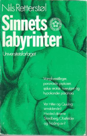 """""""Sinnets labyrinter - paranoide psykoser"""" av Nils Retterstøl"""