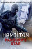 """Pandora's star - part one of The commonwealth saga"" av Peter F. Hamilton"