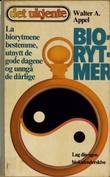 """""""Biorytmer"""" av Walter A. Appel"""