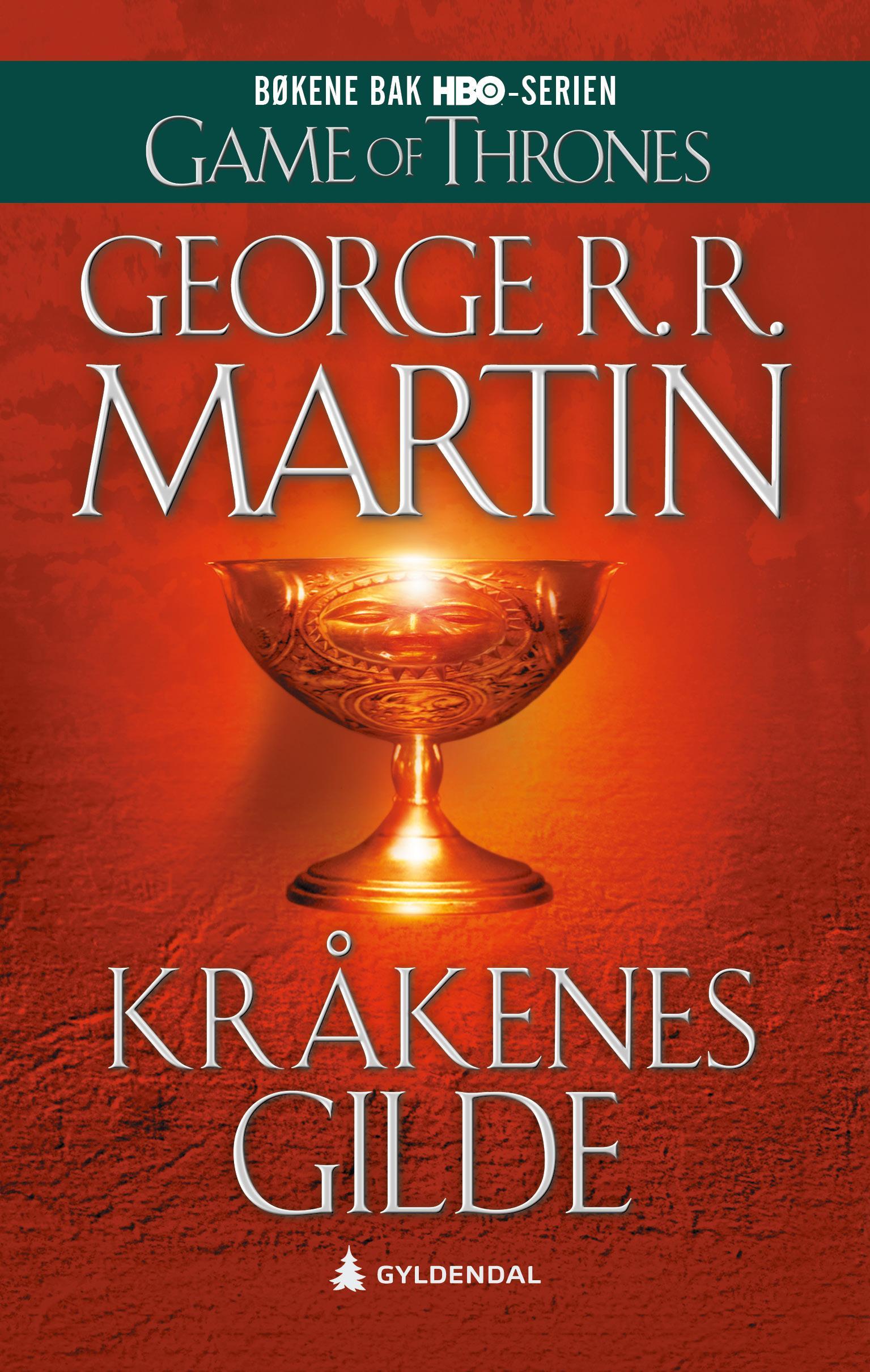 """""""Kråkenes gilde"""" av George R.R. Martin"""