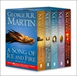 """A game of thrones"" av George R.R. Martin"