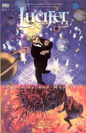 """""""Lucifer Vol. 2 - Children and Monsters"""" av Mike Carey"""