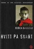 """""""Hvitt på svart"""" av Ruben David Gonzales Gallego"""