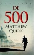 """""""De fem hundre"""" av Matthew Quirk"""