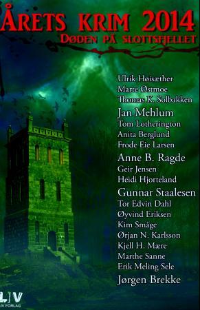 """""""Døden på Slottsfjellet"""" av Glenn Johansen"""