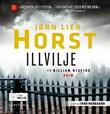 """""""Illvilje - en William Wisting-krim"""" av Jørn Lier Horst"""