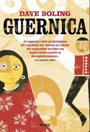 """""""Guernica"""" av Dave Boling"""