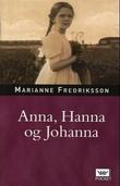 Omslagsbilde av Anna, Hanna og Johanna