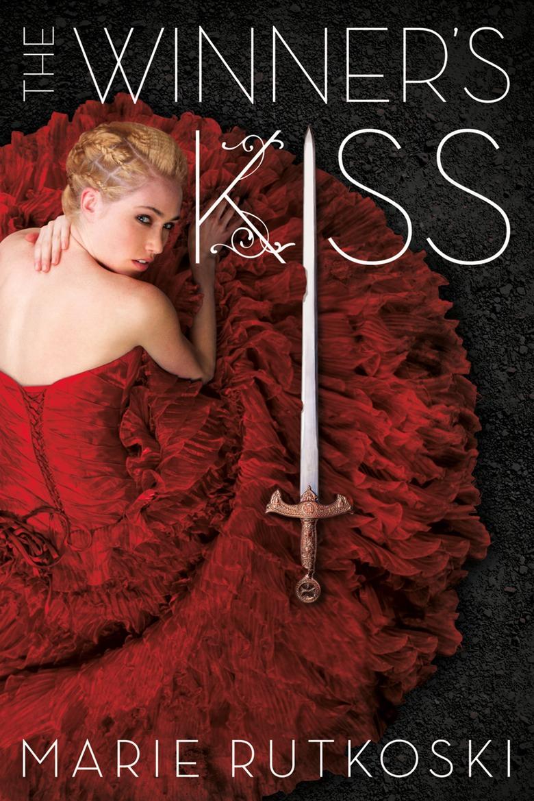 """""""The Winner's Kiss (The Winner's Trilogy)"""" av Marie Rutkoski"""