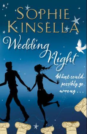 """""""Wedding night"""" av Sophie Kinsella"""