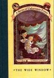 """""""The wide window"""" av Lemony Snicket"""