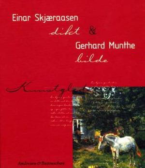 """""""Einar Skjæraasen og Gerhard Munthe"""" av Einar Skjæraasen"""