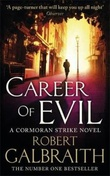 """Career of evil"" av Robert Galbraith"