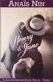 """""""Henry og June"""" av Anaïs Nin"""