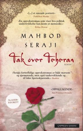 """""""Tak over Teheran"""" av Mahbod Seraji"""