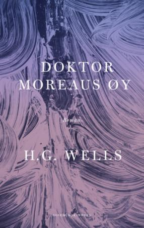 """Dr. Moreaus øy - roman"" av H.G. Wells"