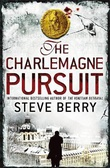 """The charlemagne pursuit"" av Steve Berry"