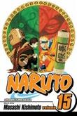 """""""Naruto volume 15"""" av Masashi Kishimoto"""