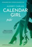 """""""Calendar girl - mai"""" av Audrey Carlan"""