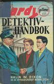 """""""Hardyguttene - detektivhåndbok"""" av Franklin W. Dixon"""