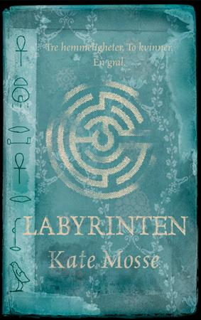 """""""Labyrinten"""" av Kate Mosse"""