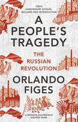 """""""A people's tragedy - the Russian revolution"""" av Orlando Figes"""