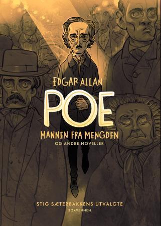 """""""Mannen fra mengden og andre noveller"""" av Edgar Allan Poe"""