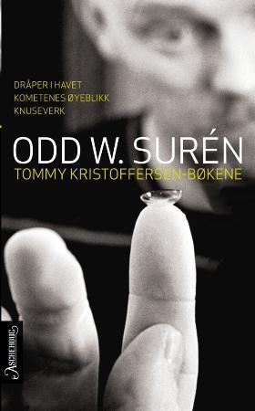 """""""Tommy Kristoffersen-bøkene"""" av Odd W. Surén"""