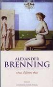 """""""Uten å finne den - roman"""" av Alexander Brenning"""