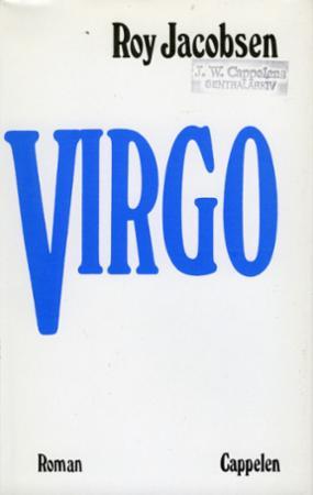"""""""Virgo"""" av Roy Jacobsen"""