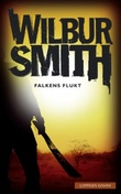 """Falkens flukt"" av Wilbur Smith"