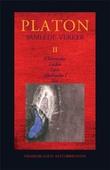 """""""Samlede verker. Bd. 2"""" av Platon"""