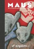 """""""Maus - en overlevendes fortelling"""" av Art Spiegelman"""