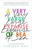 """A very large expanse of sea"" av Tahereh Mafi"