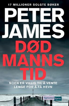"""Død manns tid"" av Peter James"