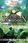 """Percy Jackson and the sea of monsters book 2"" av Rick Riordan"