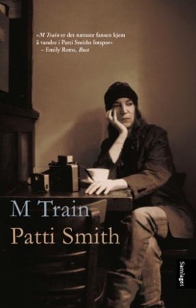 """M train"" av Patti Smith"