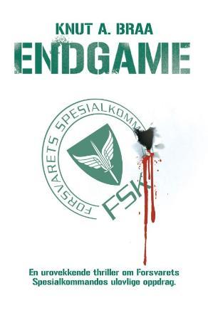 """""""Endgame - politisk thriller"""" av Knut Braa"""
