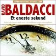 """""""Et eneste sekund"""" av David Baldacci"""
