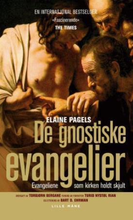 """""""De gnostiske evangelier - evangeliene som Kirken holdt skjult"""" av Elaine Pagels"""