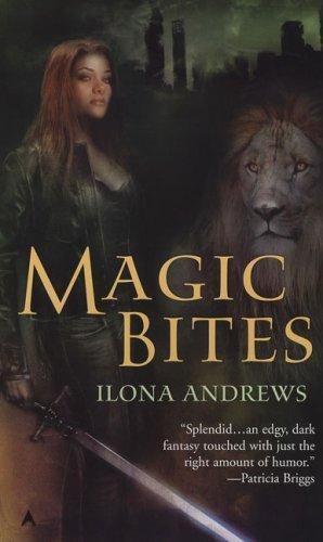"""""""Magic Bites"""" av Ilona Andrews"""